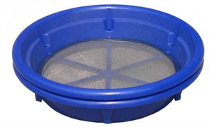 "Picture of 14"" Diameter sieve 30 mesh"