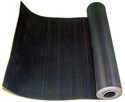Picture of Black Ribbed matting