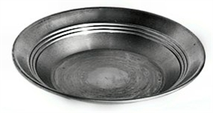 "Picture of 15"" Steel Gold Pan"
