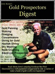 Picture of Gold Prospectors Digest