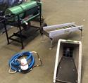 Picture of 12 Volt Trommel c/w 2 pumps SOLD