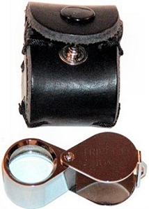 Picture of Magnifier lens with case