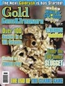 Picture of 100s of old Gold Gem and Treasure Magazines