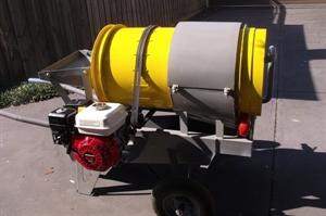 Picture of Trommel 1 M per hour c/w 4 Hp Honda