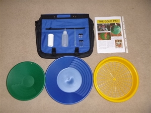 Picture of De Luxe Goldpanning Kit